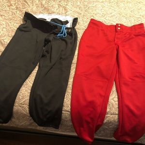 Pants - Softball pants size M from champro with socks